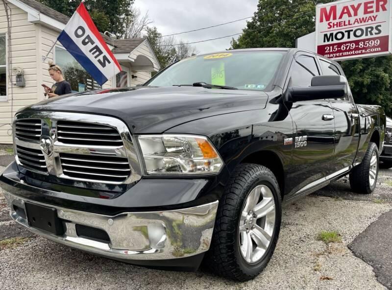 2014 RAM Ram Pickup 1500 for sale at Mayer Motors of Pennsburg - Green Lane in Green Lane PA
