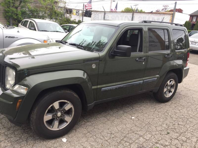 2008 Jeep Liberty for sale at Thomas Anthony Auto Sales LLC DBA Manis Motor Sale in Bridgeport CT