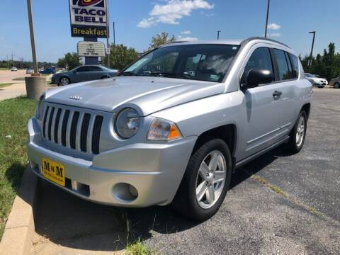 2009 Jeep Compass for sale at MnM The Next Generation in Jefferson City MO