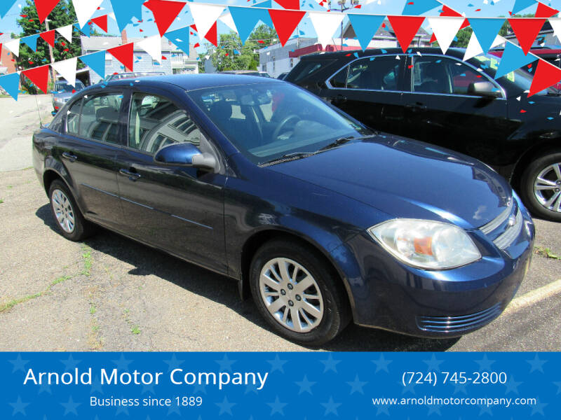 2010 Chevrolet Cobalt for sale at Arnold Motor Company in Houston PA