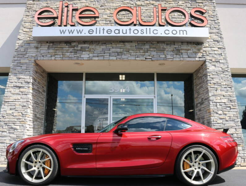 2017 Mercedes-Benz AMG GT for sale at Elite Autos LLC in Jonesboro AR