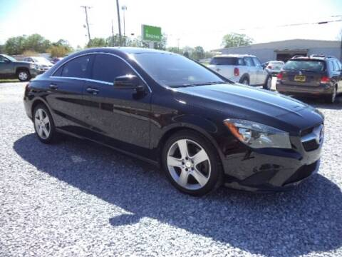 2015 Mercedes-Benz CLA for sale at PICAYUNE AUTO SALES in Picayune MS