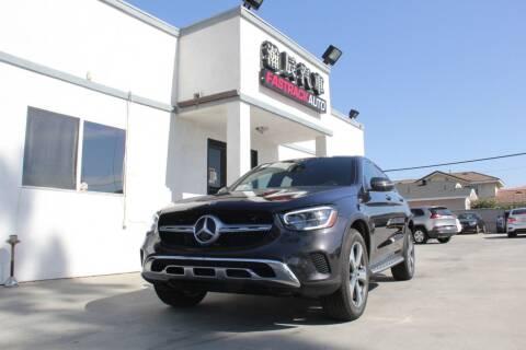 2020 Mercedes-Benz GLC for sale at Fastrack Auto Inc in Rosemead CA