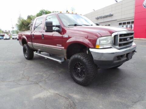 2004 Ford F-250 Super Duty for sale at Jeff D'Ambrosio Auto Group in Downingtown PA