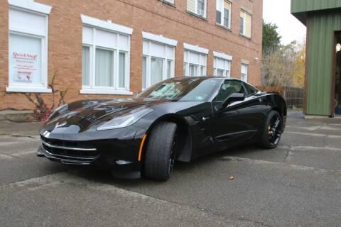 2015 Chevrolet Corvette for sale at MEANS SALES & SERVICE in Warren PA