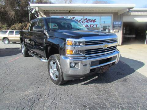 2017 Chevrolet Silverado 2500HD for sale at Hibriten Auto Mart in Lenoir NC