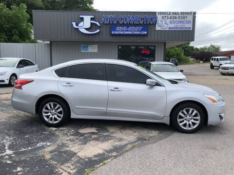 2013 Nissan Altima for sale at JC AUTO CONNECTION LLC in Jefferson City MO