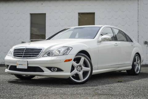 2009 Mercedes-Benz S-Class for sale at Vantage Auto Wholesale in Moonachie NJ