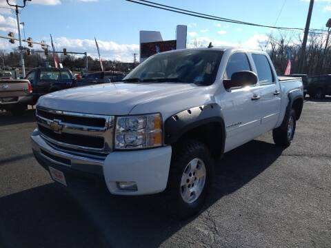 2011 Chevrolet Silverado 1500 for sale at P J McCafferty Inc in Langhorne PA
