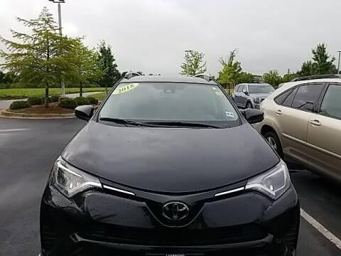 2018 Toyota RAV4 for sale at Lou Sobh Kia in Cumming GA
