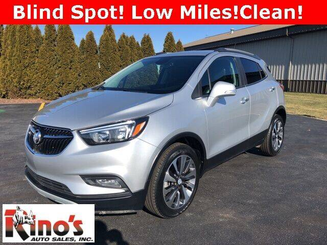 2018 Buick Encore for sale at Rino's Auto Sales in Celina OH
