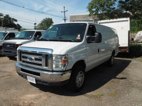 2014 Ford E-Series Cargo for sale at Scheuer Motor Sales INC in Elmwood Park NJ