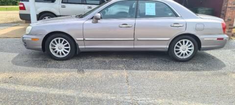 2005 Hyundai XG350 for sale at Five Star Motors in Senatobia MS