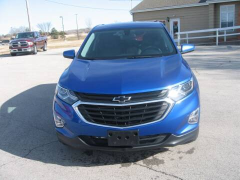 2019 Chevrolet Equinox for sale at Jim Tawney Auto Center Inc in Ottawa KS
