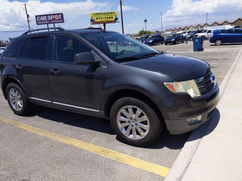 2007 Ford Edge for sale at Car Spot in Las Vegas NV