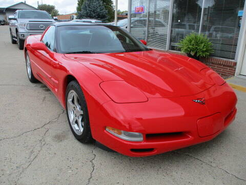 2001 Chevrolet Corvette for sale at Choice Auto in Carroll IA