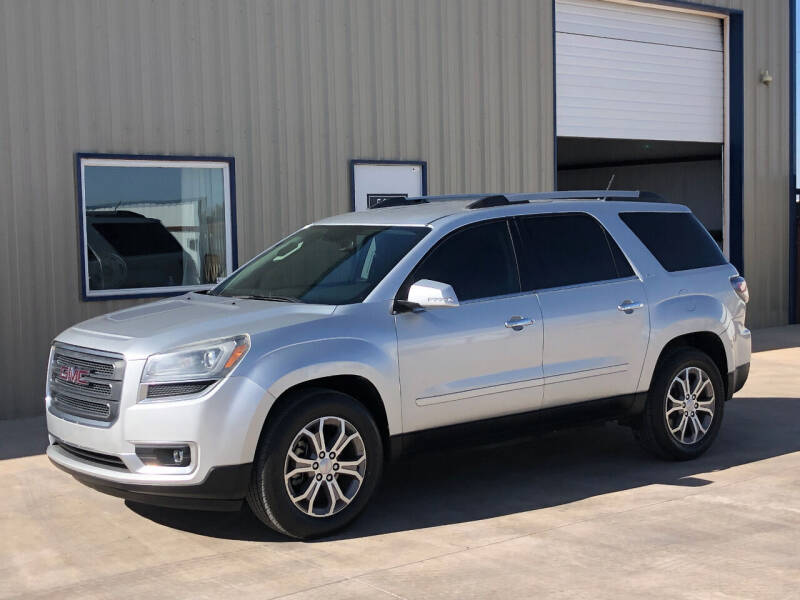 2014 GMC Acadia for sale at TEXAS CAR PLACE in Lubbock TX