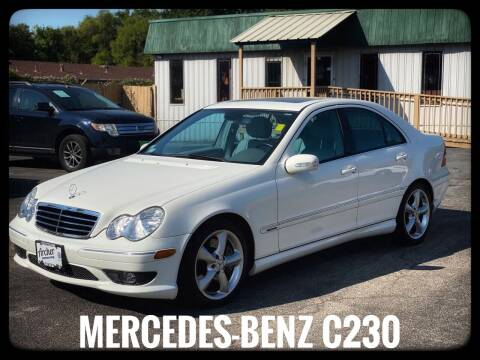 2006 Mercedes-Benz C-Class for sale at ASTRO MOTORS in Houston TX