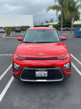 2020 Kia Soul for sale at Auto Facil Club in Orange CA