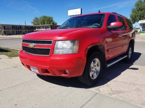 2007 Chevrolet Tahoe for sale at Alpine Motors LLC in Laramie WY