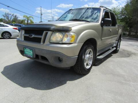 2003 Ford Explorer Sport Trac for sale at S & T Motors in Hernando FL