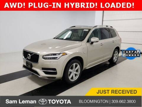 2016 Volvo XC90 for sale at Sam Leman Toyota Bloomington in Bloomington IL