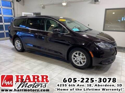 2017 Chrysler Pacifica for sale at Harr's Redfield Ford in Redfield SD