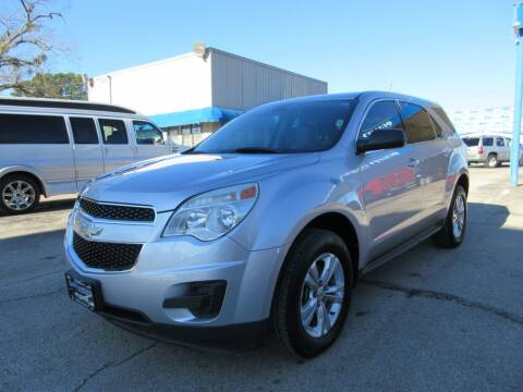 2011 Chevrolet Equinox for sale at Quality Investments in Tyler TX