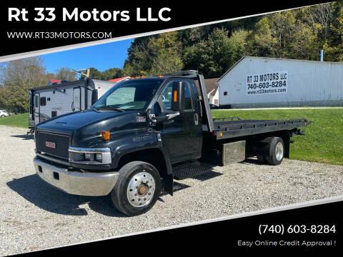 2003 GMC C5500 for sale at Rt 33 Motors LLC in Rockbridge OH