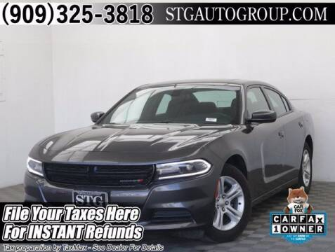 2019 Dodge Charger for sale at STG Auto Group in Montclair CA