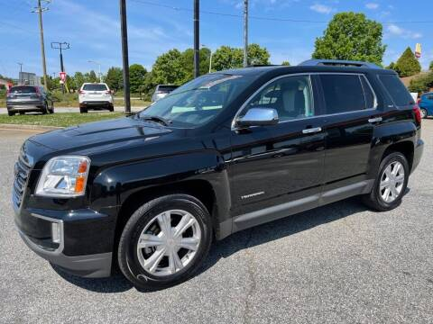 2017 GMC Terrain for sale at Modern Automotive in Boiling Springs SC