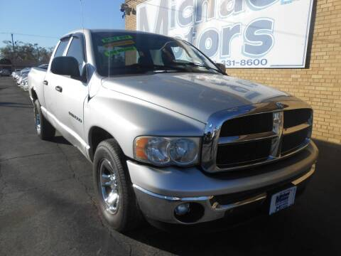 2003 Dodge Ram Pickup 1500 for sale at Michael Motors in Harvey IL