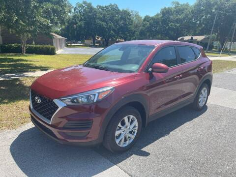 2020 Hyundai Tucson for sale at P J Auto Trading Inc in Orlando FL