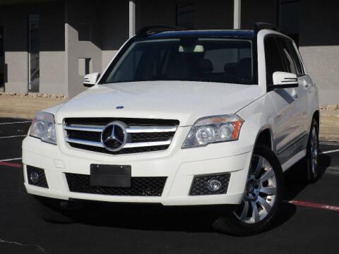 2012 Mercedes-Benz GLK for sale at Ritz Auto Group in Dallas TX