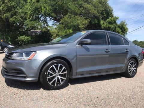 2017 Volkswagen Jetta for sale at #1 Auto Liquidators in Yulee FL