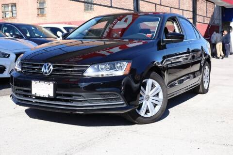 2017 Volkswagen Jetta for sale at HILLSIDE AUTO MALL INC in Jamaica NY