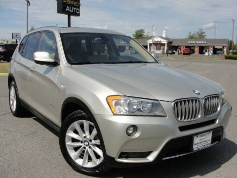 2013 BMW X3 for sale at Perfect Auto in Manassas VA