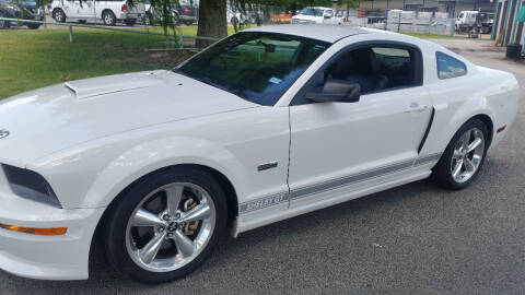 2007 Ford Mustang for sale at Haigler Motors Inc in Tyler TX