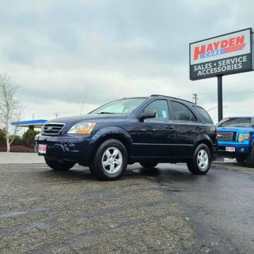 2008 Kia Sorento for sale at Hayden Cars in Coeur D Alene ID