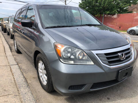 2010 Honda Odyssey for sale at Deleon Mich Auto Sales in Yonkers NY
