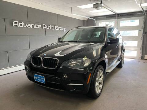 2011 BMW X5 for sale at Advance Auto Group, LLC in Chichester NH