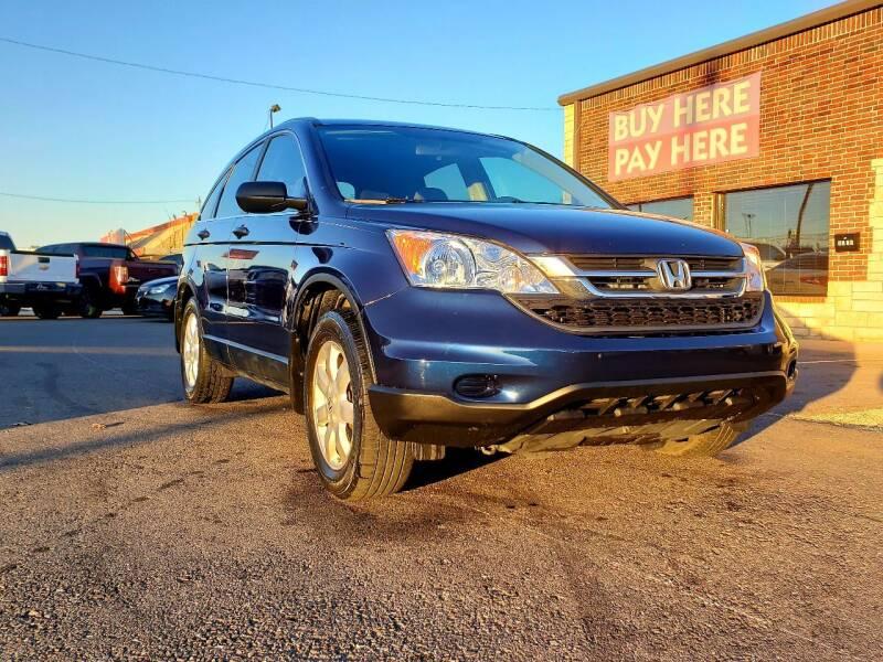 2011 Honda CR-V for sale at AUTO BARGAIN, INC. #2 in Oklahoma City OK