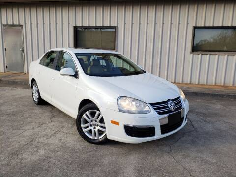 2006 Volkswagen Jetta for sale at M & A Motors LLC in Marietta GA