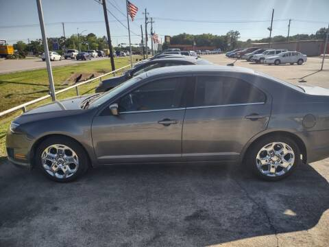 2010 Ford Fusion for sale at BIG 7 USED CARS INC in League City TX