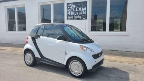 2015 Smart fortwo for sale at Kellam Premium Auto Sales & Detailing LLC in Loudon TN