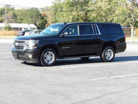2016 Chevrolet Suburban for sale at Access Auto in Kernersville NC
