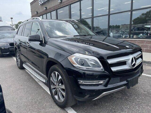 2015 Mercedes-Benz GL-Class for sale at SOUTHFIELD QUALITY CARS in Detroit MI