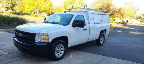 2012 Chevrolet Silverado 1500 for sale at Cars R Us in Rocklin CA