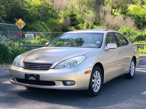 2004 Lexus ES 330 for sale at ZaZa Motors in San Leandro CA