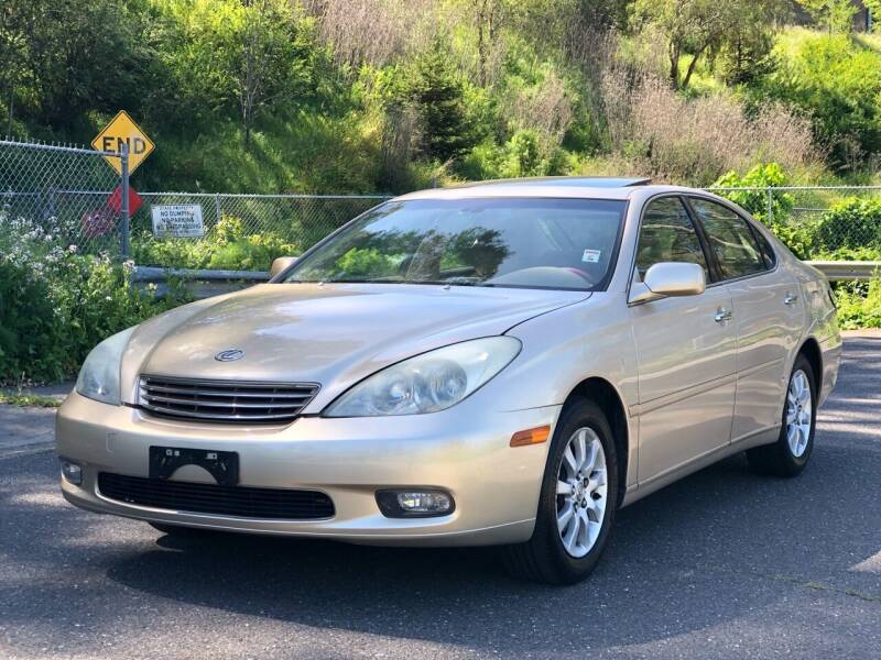 2004 Lexus ES 330 for sale at ZaZa Motors in San Leandro CA